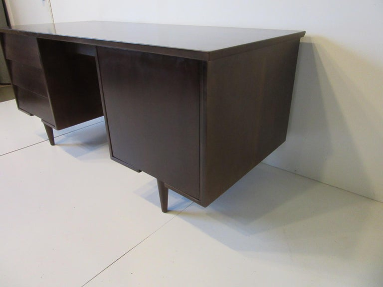 American Midcentury Desk by Mengel Furniture For Sale