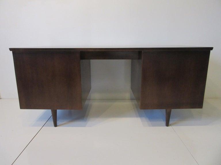 Midcentury Desk by Mengel Furniture For Sale 2