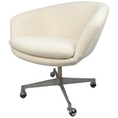 Mid Century Desk Chair by Pierre Paulin for Artifort, 1960s