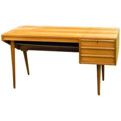 Midcentury Desk Germany 1950 Possible Hellerau