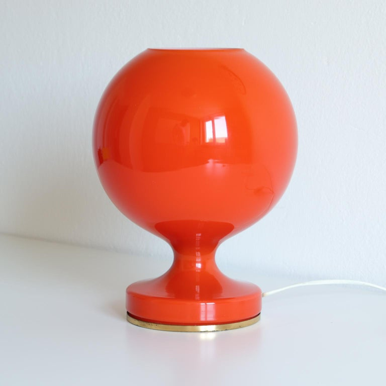Mid-Century Modern Mid Century Desk Lamp by Štěpán Tabery, Czechoslovakia, 1960s For Sale