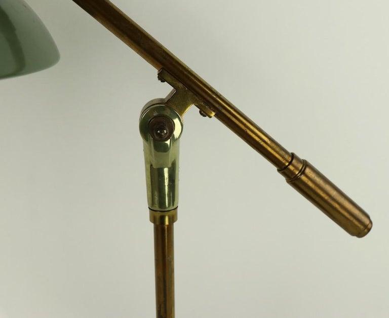 Mid Century Desk Lamp by Thurston for Lightolier For Sale 6