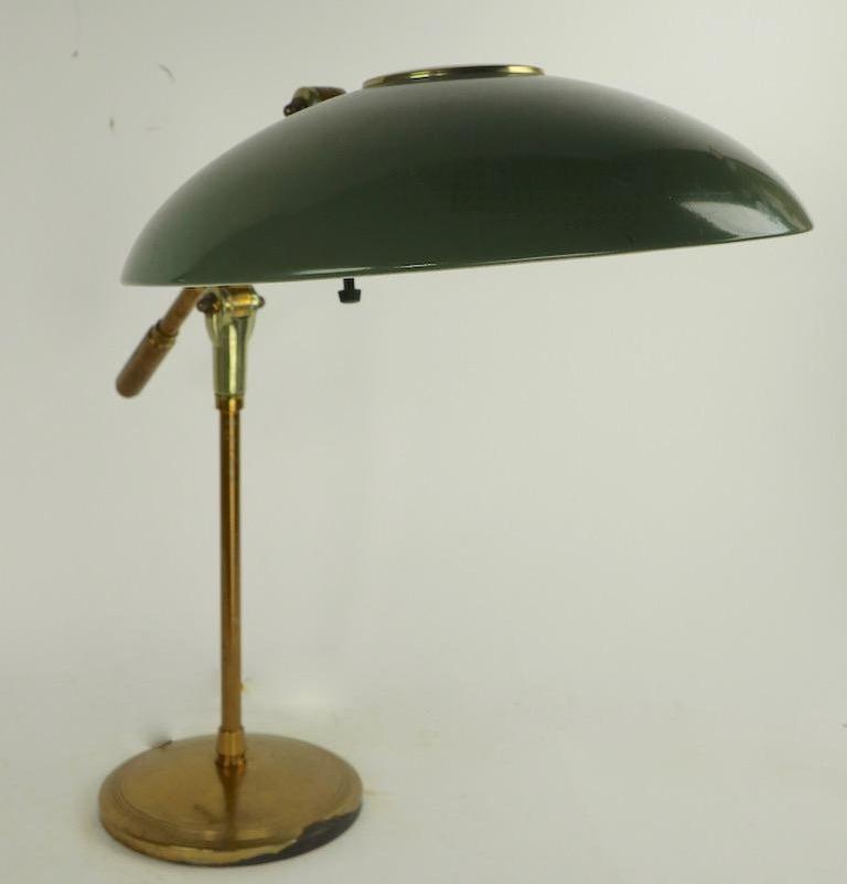 Mid Century Desk Lamp by Thurston for Lightolier For Sale 8