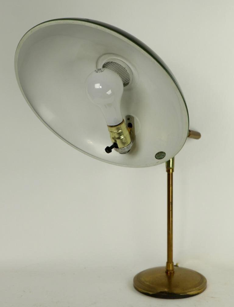 Mid Century Desk Lamp by Thurston for Lightolier For Sale 2