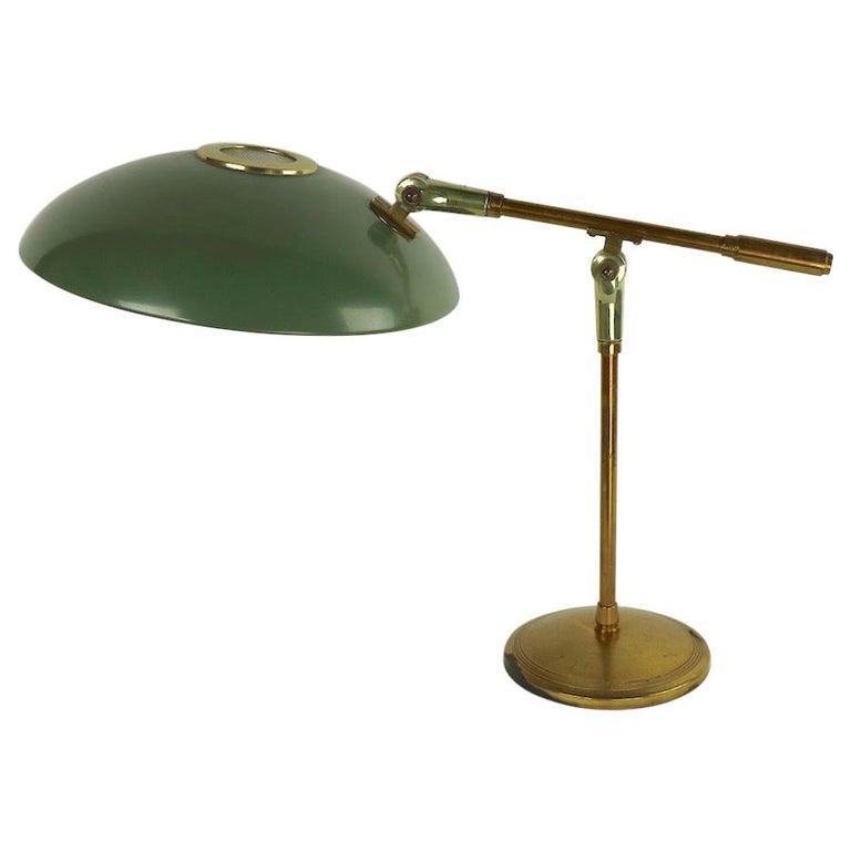 Mid Century Desk Lamp by Thurston for Lightolier For Sale