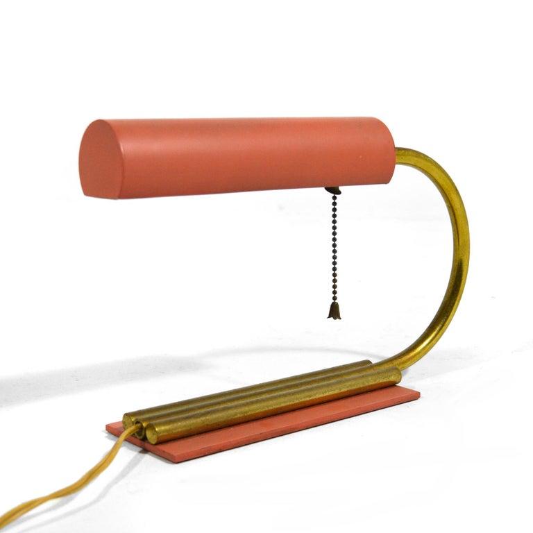 Mid-Century Modern Midcentury Desk Lamp For Sale