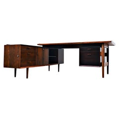 Mid Century Desk / Sideboard by Arne Vodder, Denmark, 1960s
