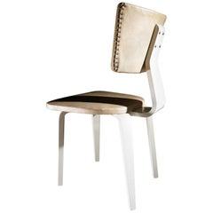 Mid-Century Dining Chair by Cor Alons, Gouda Den Boer Gouda, 1949
