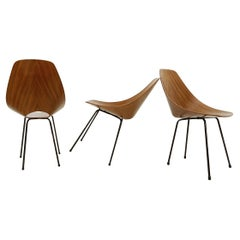 Mid-Century Dining Chair by Vittorio Nobili, Fratelli Tagliabue, Italy, 1950s