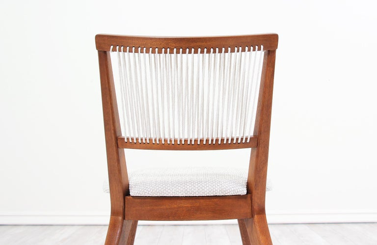 Midcentury Dining Chairs by John Keal for Brown Saltman For Sale 4