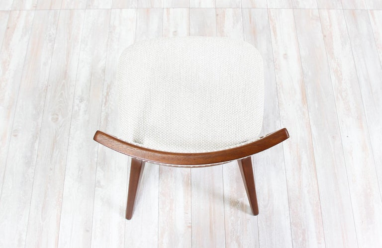 Midcentury Dining Chairs by John Keal for Brown Saltman For Sale 5