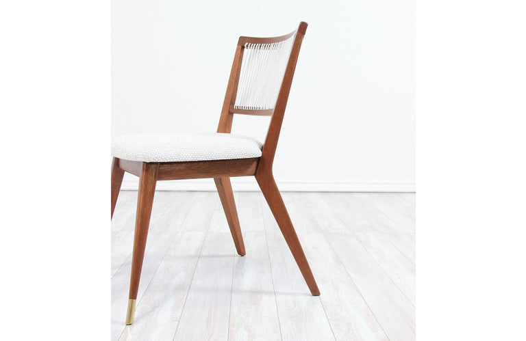 Midcentury Dining Chairs by John Keal for Brown Saltman For Sale 2