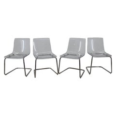 Midcentury Dining Chairs / Ikea, 1990s