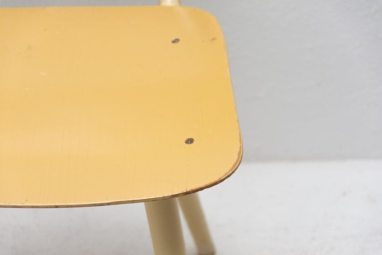 Midcentury Dining Chairs TON, Set of Four, 1960s For Sale 2