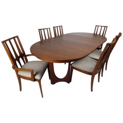 Midcentury Dining Set by Broyhill