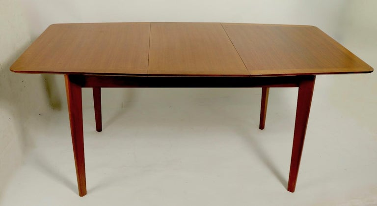 Mid Century Dining Table by Gimson and Slater For Sale 2
