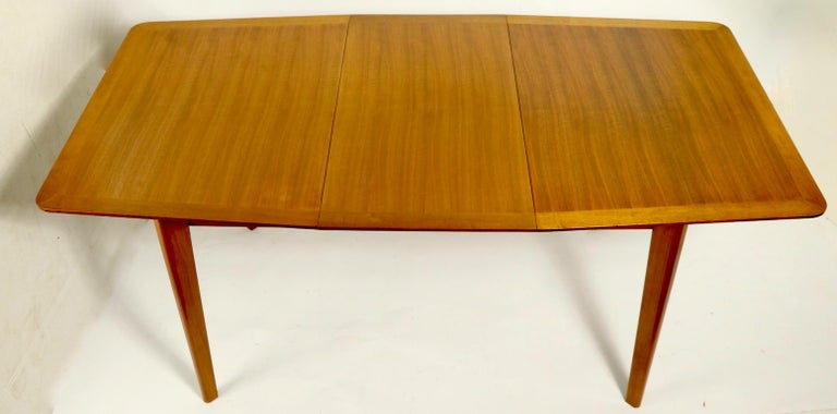 Mid Century Dining Table by Gimson and Slater For Sale 3