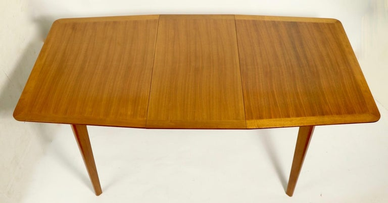 Mid Century Dining Table by Gimson and Slater For Sale 4