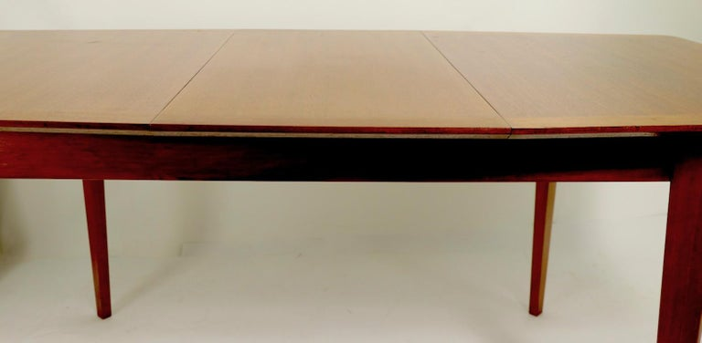 Mid Century Dining Table by Gimson and Slater For Sale 5