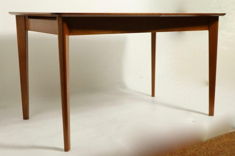 Mid Century Dining Table by Gimson and Slater For Sale 6