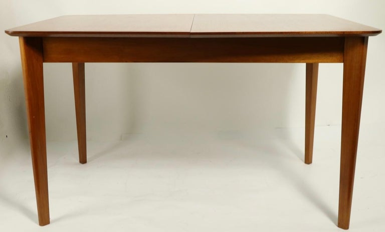 Mid-Century Modern Mid Century Dining Table by Gimson and Slater For Sale