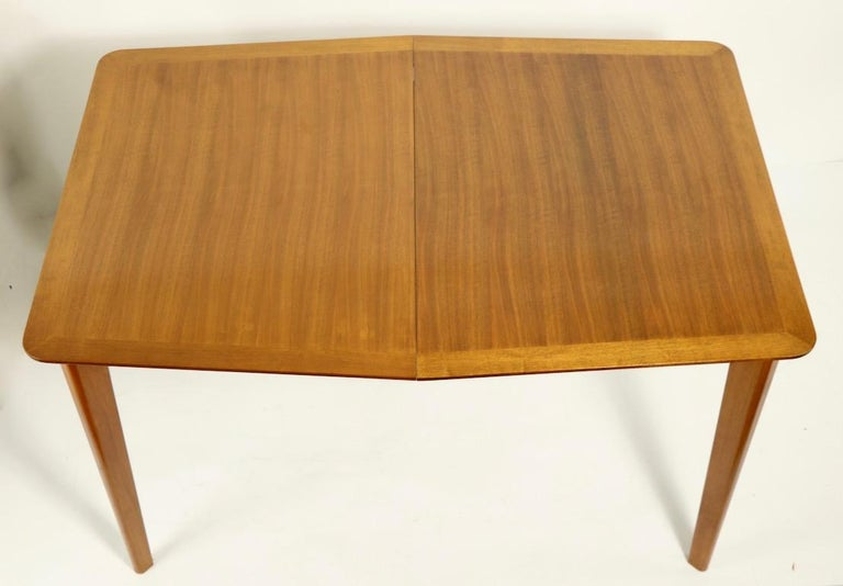 American Mid Century Dining Table by Gimson and Slater For Sale