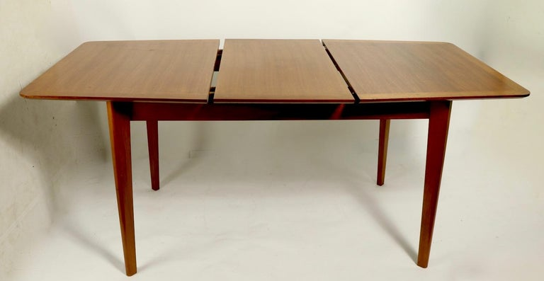 Mid Century Dining Table by Gimson and Slater For Sale 1