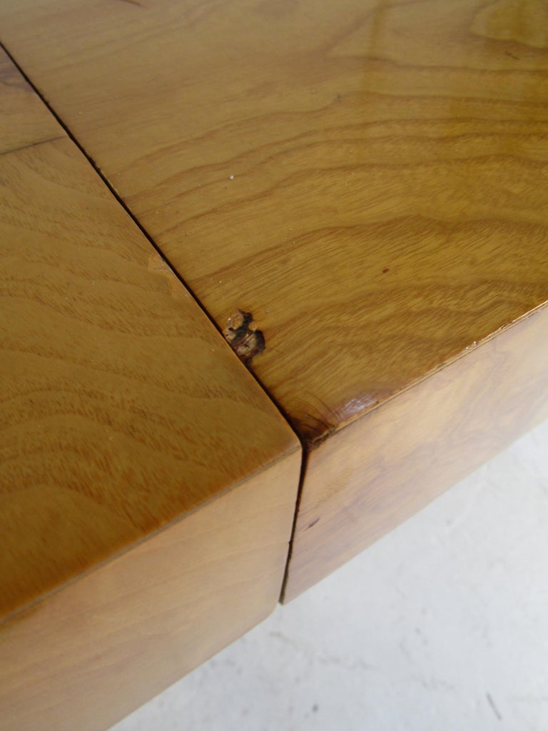 Midcentury Dining Table by Paul Evans for Directional For Sale 4