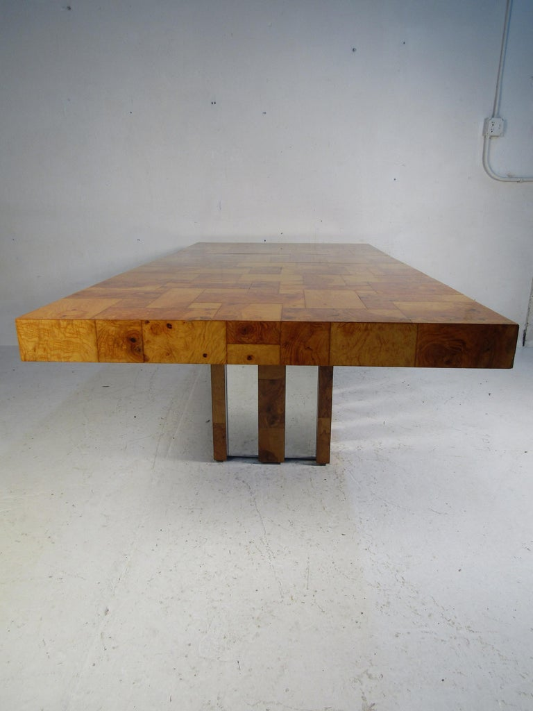 Mid-Century Modern Midcentury Dining Table by Paul Evans for Directional For Sale