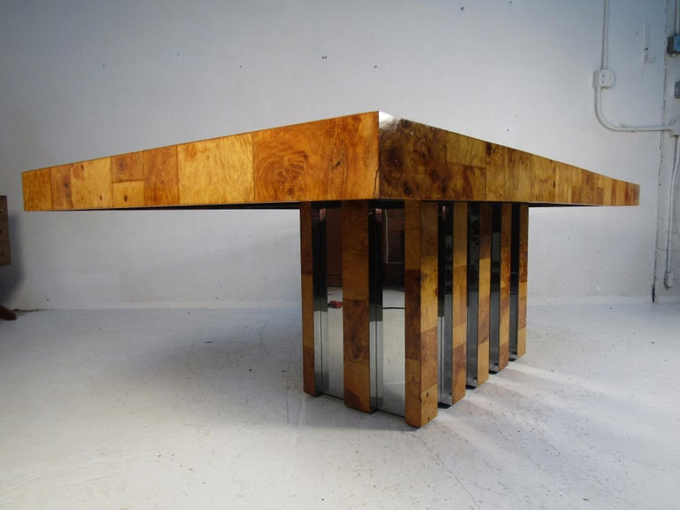 Mid-20th Century Midcentury Dining Table by Paul Evans for Directional For Sale