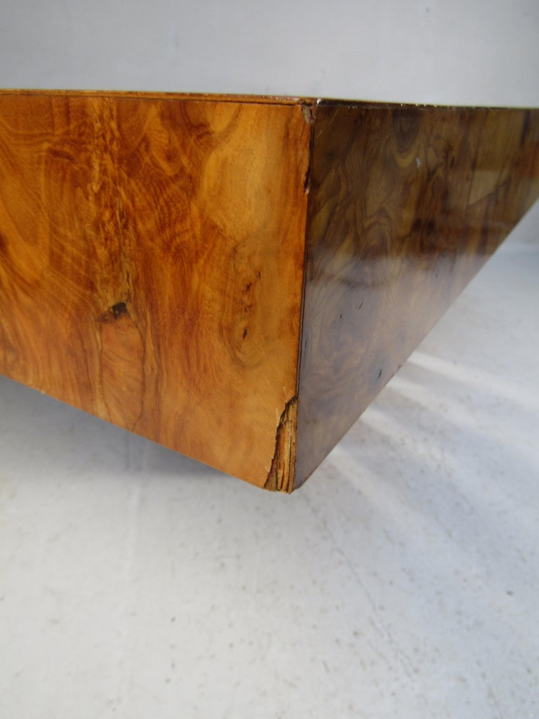 Midcentury Dining Table by Paul Evans for Directional For Sale 2