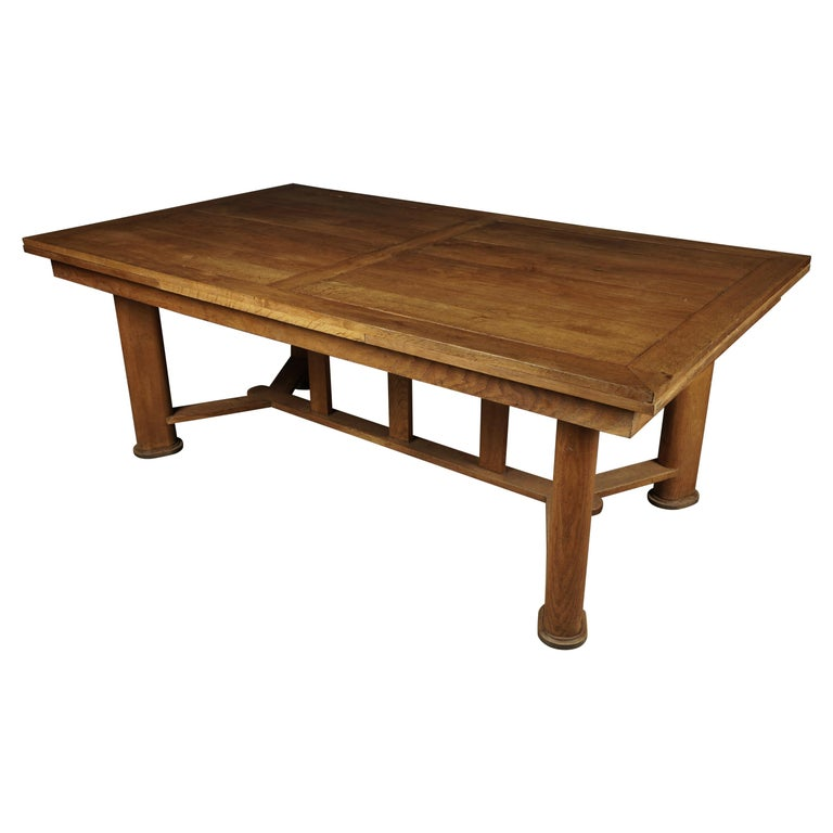 Mid-Century Dining Table from France, circa 1950 For Sale