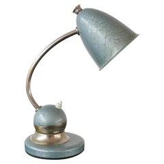 Mid-Century Dutch Ball Adjustable Table Lamp