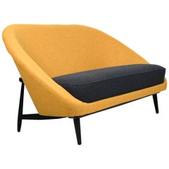 Midcentury Dutch Design by Theo Ruth Sofa nr 115 for Artifort, 1950s