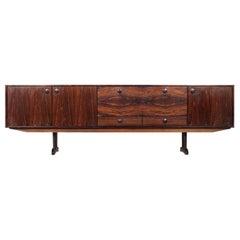 Dutch Mid-Century Modern Rosewood sideboard by t' Spectrum