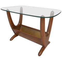 Midcentury End Table After Pearsall