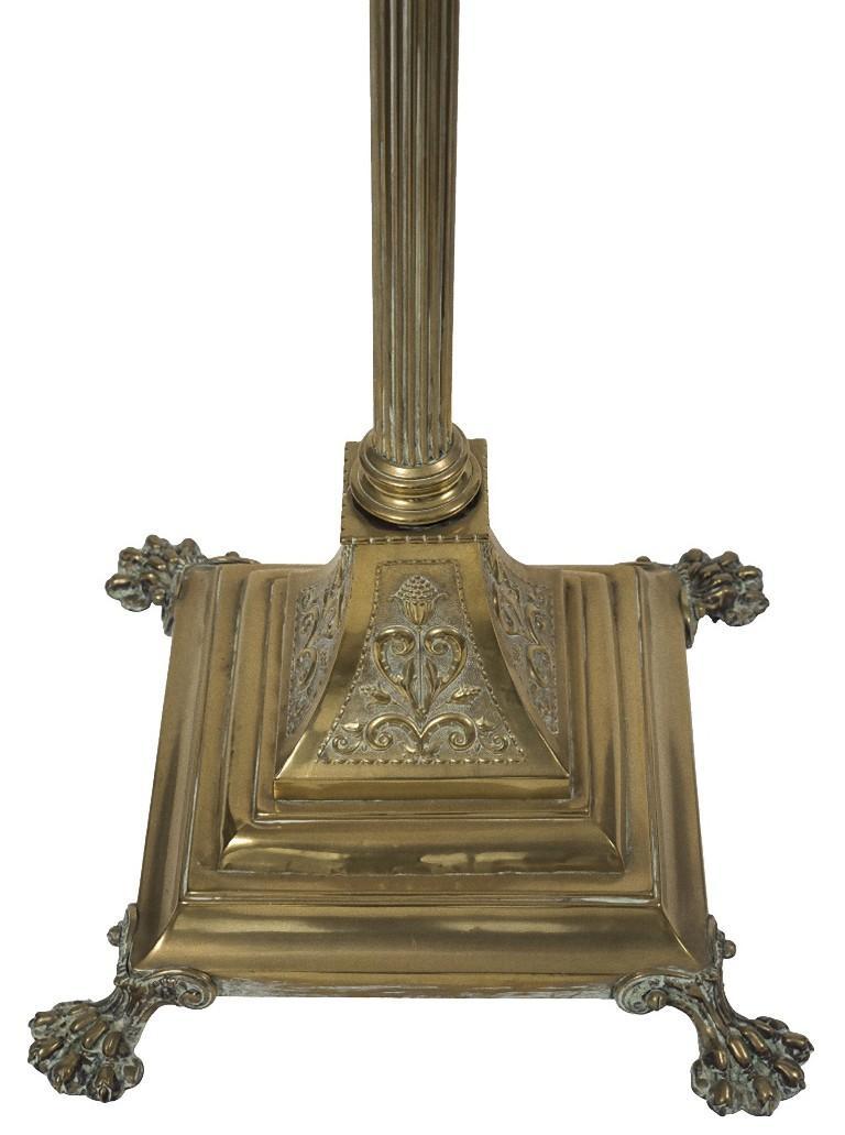 Italian Midcentury Floor Lamp, Italy, 1950s For Sale
