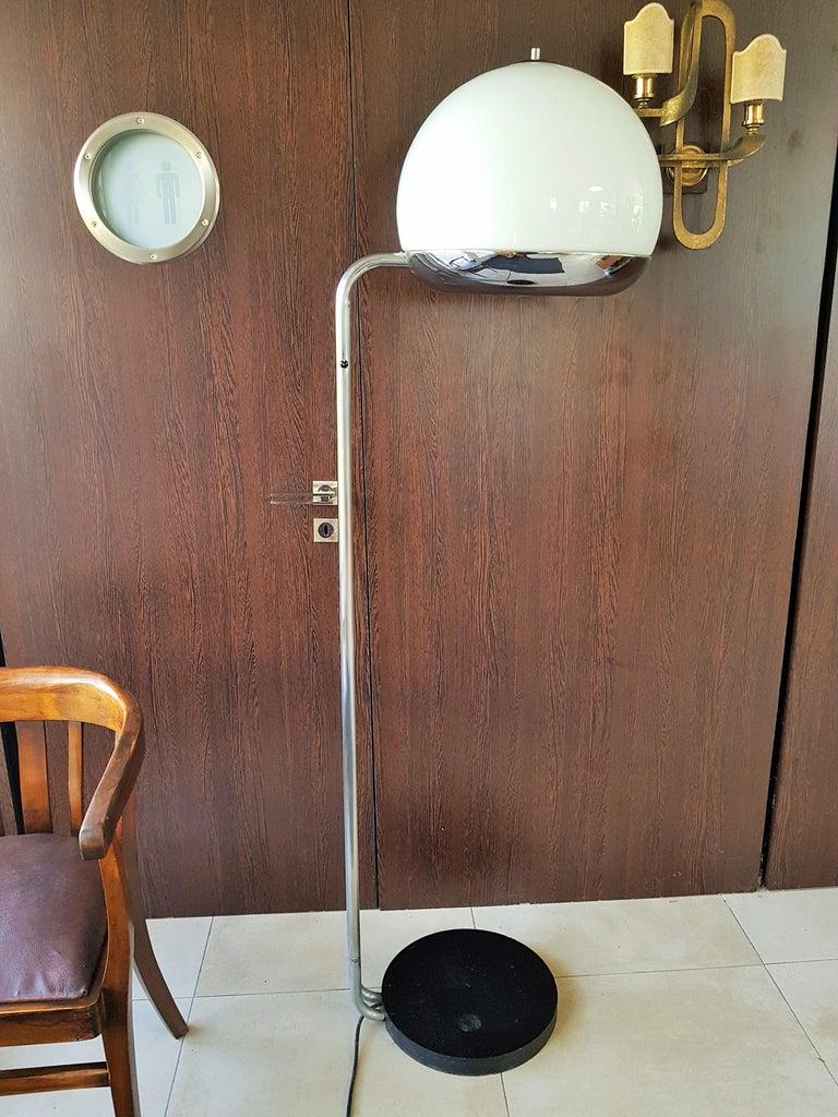 Mid-Century Floor Lamp Reggiani, Italy, 1960s For Sale 5