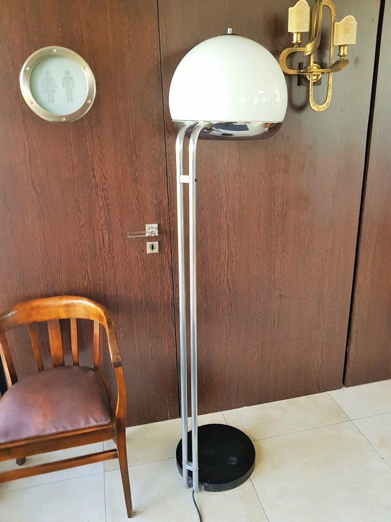 Mid-Century Floor Lamp Reggiani, Italy, 1960s For Sale 7