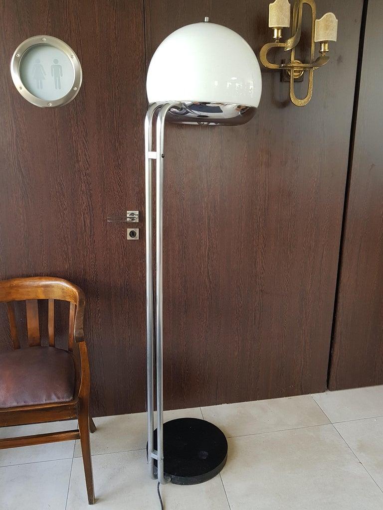 Mid-Century Floor Lamp Reggiani, Italy, 1960s For Sale 9