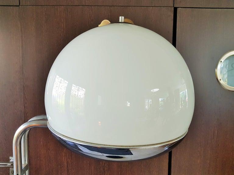 Mid-20th Century Mid-Century Floor Lamp Reggiani, Italy, 1960s For Sale