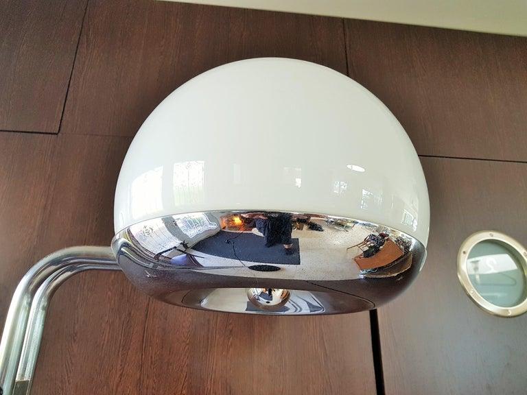 Mid-Century Floor Lamp Reggiani, Italy, 1960s For Sale 2