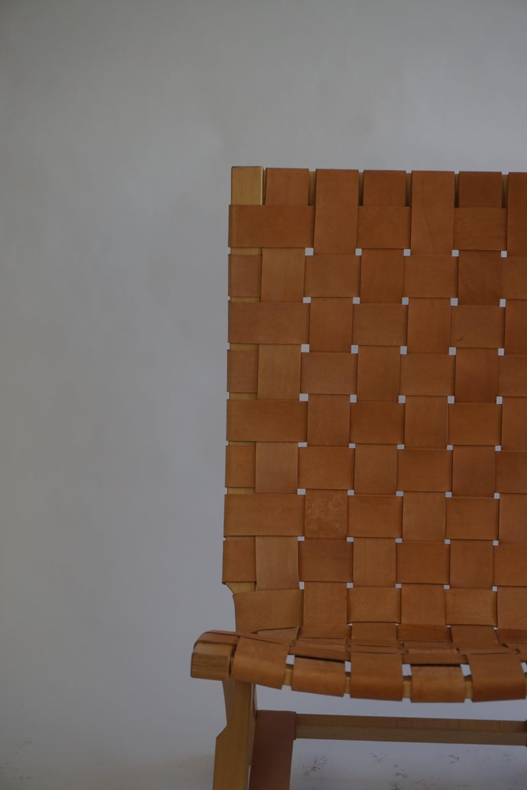 Scandinavian Modern Mid Century Folding Chair by Ingmar Relling for Westnova, Norway, 1970s For Sale