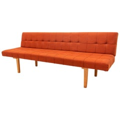 Mid Century Folding Sofa-Bench, 1960s, Czechoslovakia