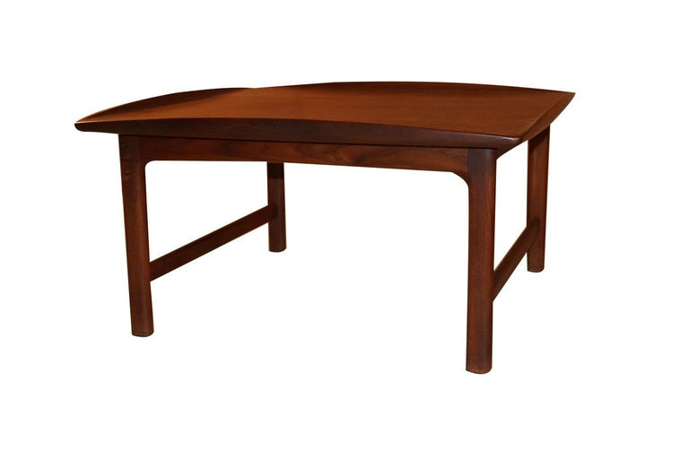 Mid-Century Modern Mid Century Folke Ohlsson Coffee Table for DUX For Sale