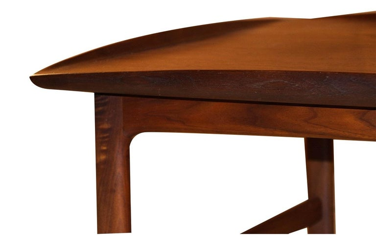 Swedish Mid Century Folke Ohlsson Coffee Table for DUX For Sale