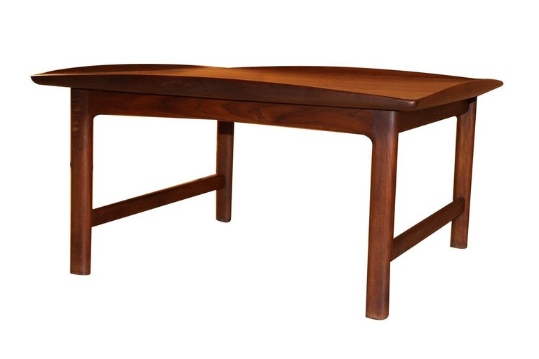 Mid Century Folke Ohlsson Coffee Table for DUX In Good Condition For Sale In Baltimore, MD