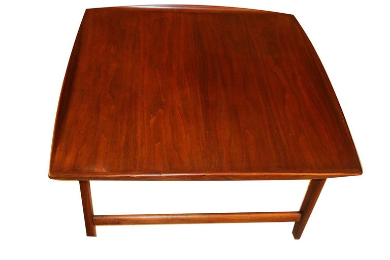 Mid Century Folke Ohlsson Coffee Table for DUX For Sale 1