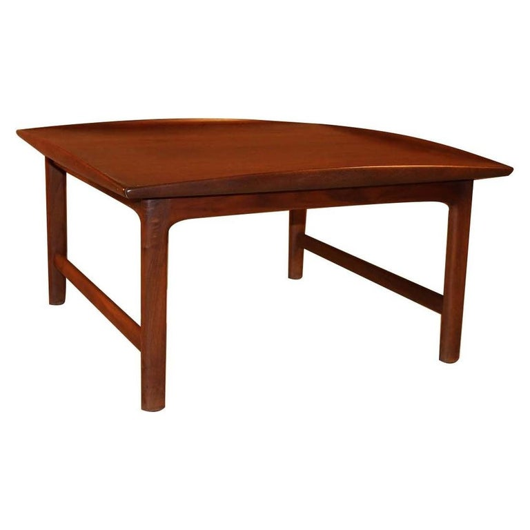 Mid Century Folke Ohlsson Coffee Table for DUX For Sale