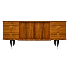 Midcentury French Rosewood Buffet